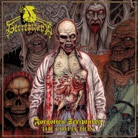 Decrepitaph — Forgotten Scriptures CD