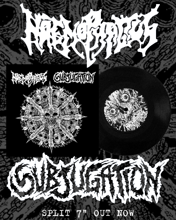 HAEMOPHAGUS / SUBJUGATION - SPLIT EP